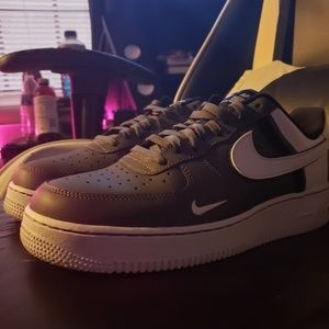 Nike Air Force 1 Just Do It premium limited edition, Depop